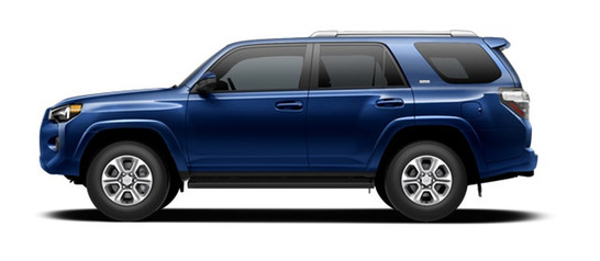 2016 Toyota 4Runner Accessories >> 2016 Toyota 4runner Exterior Colors And Accessories