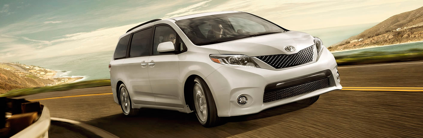 2017 toyota sienna exterior colors and features. Black Bedroom Furniture Sets. Home Design Ideas