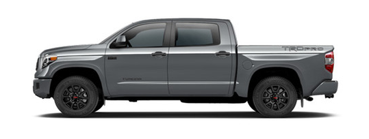 Cement Gray Tundra : Toyota tundra exterior colors and accessories
