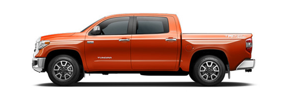 Toyota Tundra Towing Capacity >> 2017 Toyota Tundra Exterior Paint Color Options