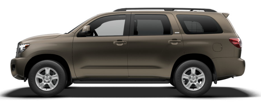 2017 toyota sequoia color options and trims. Black Bedroom Furniture Sets. Home Design Ideas
