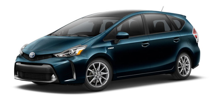 2017 toyota prius v color options and trims. Black Bedroom Furniture Sets. Home Design Ideas