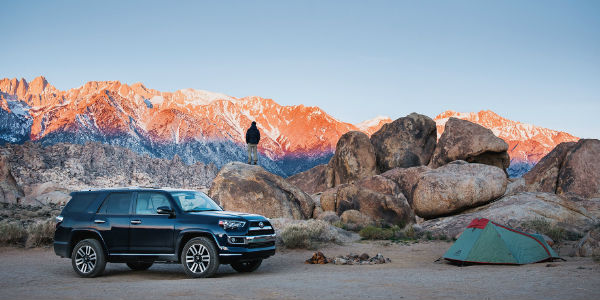 Toyota 4Runner Towing Capacity >> Towing Capacity Of The 2017 Toyota 4runner