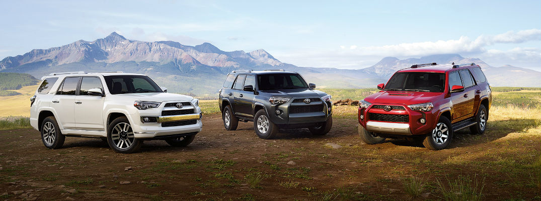 Lease Offers on New Toyota Vehicles in Jefferson County