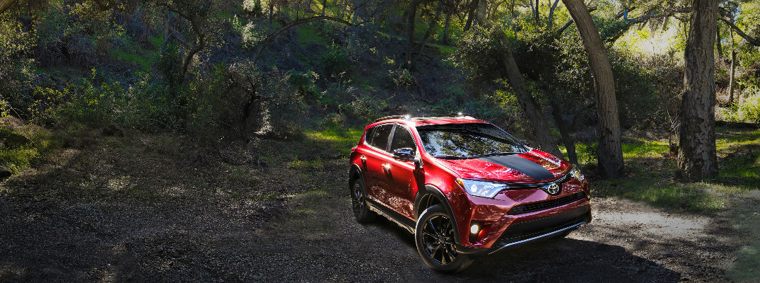 2018 Toyota RAV4 Adventure Specifications and Design Features