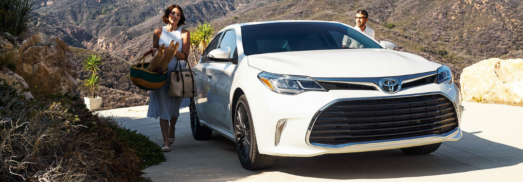 2018 Toyota Avalon Customization Options and Trim Level Choices