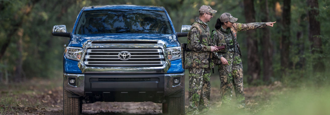 2018 Toyota Tundra Safety Technology Upgrades and Information