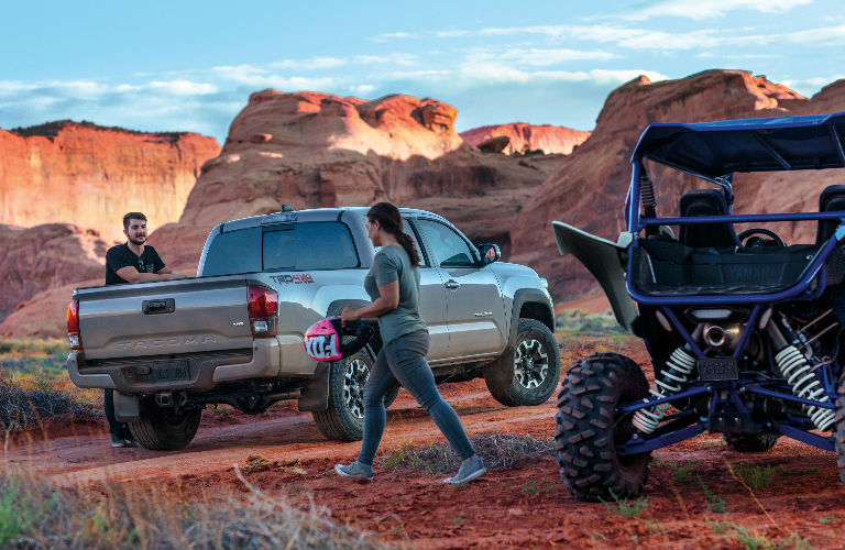 2018 toyota tacoma safety technology and stylistic upgrades. Black Bedroom Furniture Sets. Home Design Ideas
