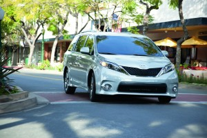 2015 Toyota Sienna is Most American-Made