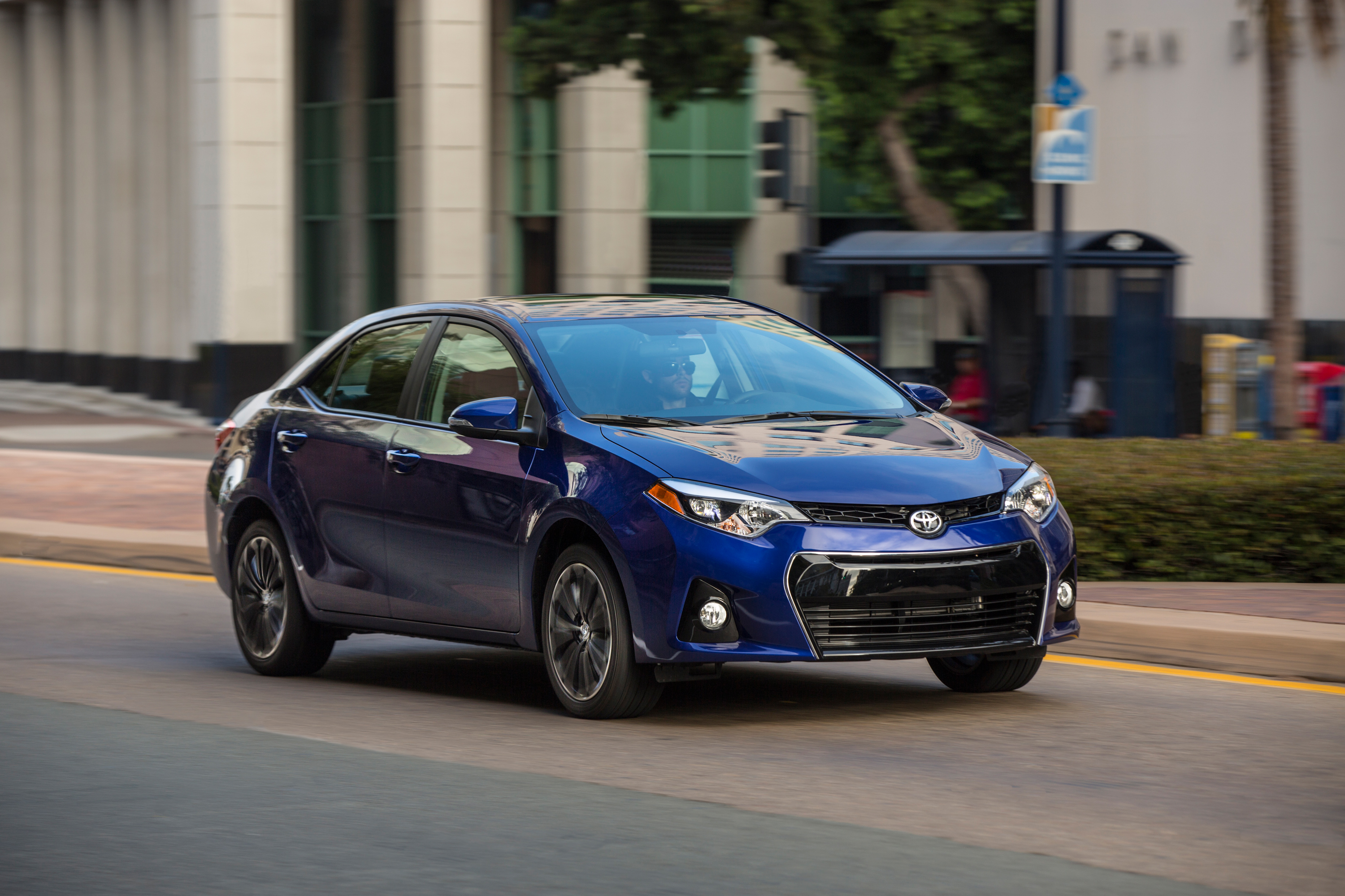 Why the Toyota Corolla is the perfect pact sedan