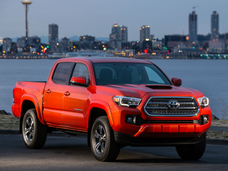 2016 toyota tacoma trim and cab options. Black Bedroom Furniture Sets. Home Design Ideas