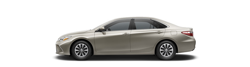 2016 Toyota Camry creme brulee mica