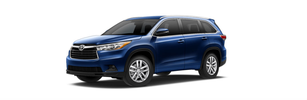 New 2016 Toyota Highlander features and specs