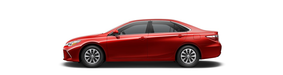 2016 Toyota Camry ruby flare pearl