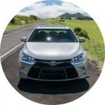 Test drive the 2016 Camry in Decatur AL