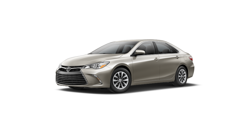 Toyota Camry Le 2016 Colors