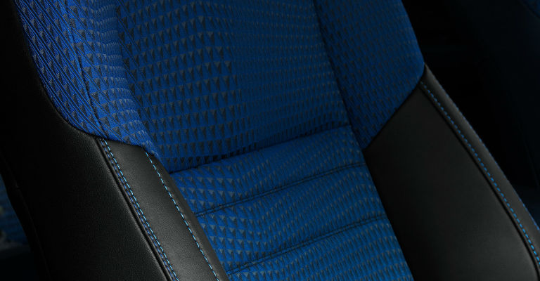 2016 Camry sport seating