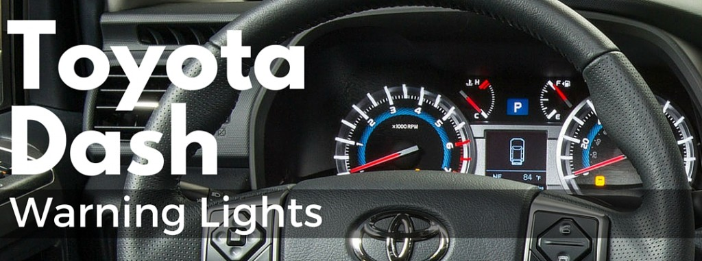 Used Cars Decatur Al >> Toyota Dashboard Lights and Symbols