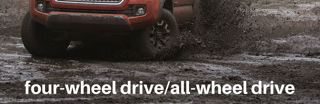 Toyota four-wheel drive vehicles in Decatur AL