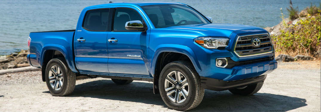 2016 Tacoma Towing Capacity >> 2017 Toyota Tacoma payload and towing capacity