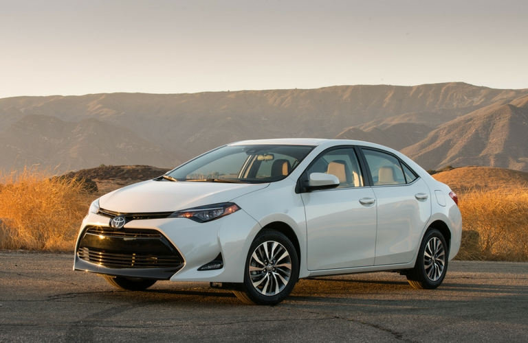 Beautiful 2017 Toyota Corolla Trim Levels