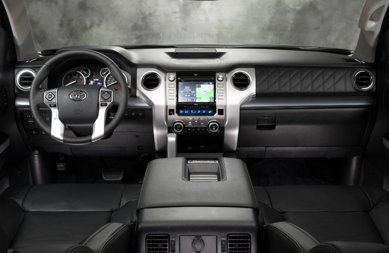 2017 Toyota Tundra standard safety features