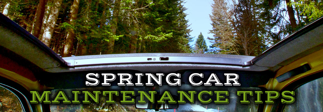 Tips and Tricks for Spring Cleaning Your Vehicle