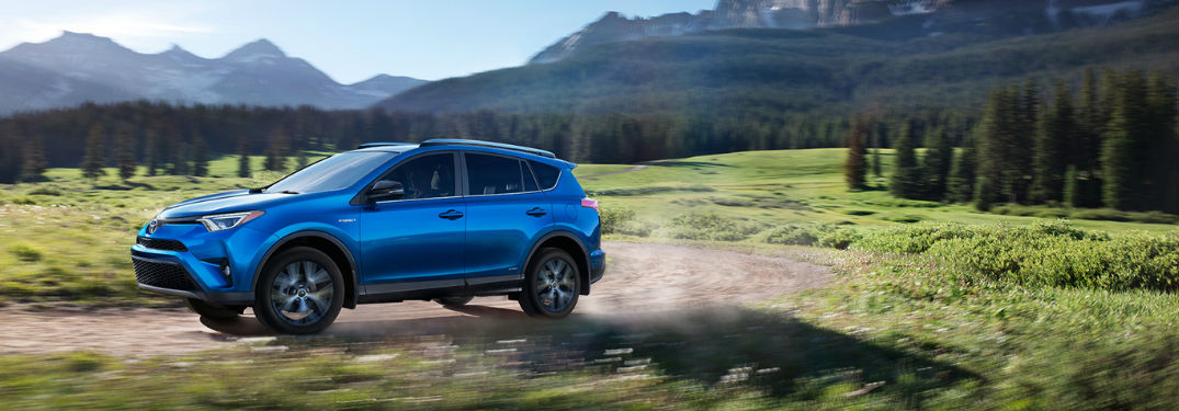 2017 Toyota RAV4 Affordability and Pricing Updates