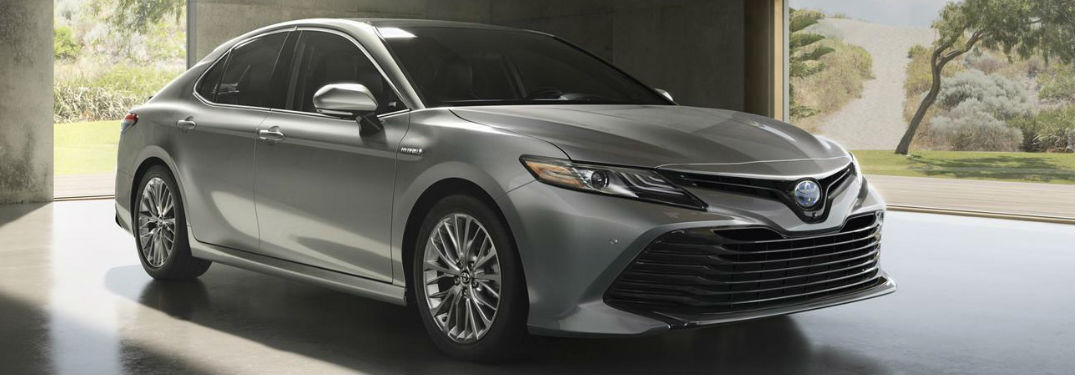 2018 Toyota Camry Expanded Standard Features and Release Date Information