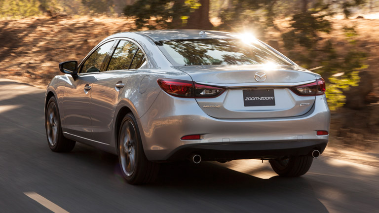 What Are The Differences Between The 2016 Mazda 6 Vs 2015 Mazda 6