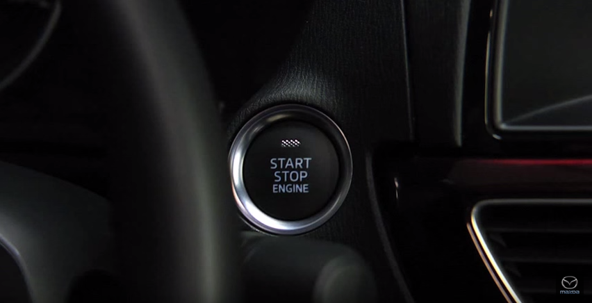 How To Use Mazda 3 Push Button Start