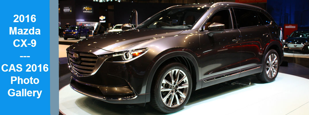 Perfect 2016 Mazda CX9 Release Date And Redesign