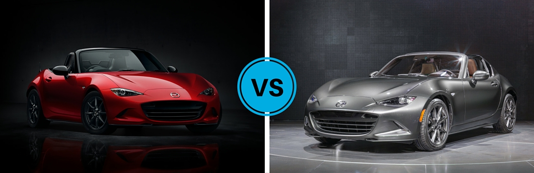 2017 mazda mx 5 rf vs 2016 mazda mx 5 miata. Black Bedroom Furniture Sets. Home Design Ideas