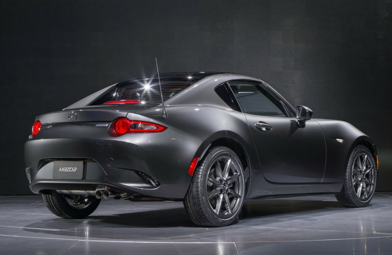 major specifications of the 2017 mazda mx 5 miata rf. Black Bedroom Furniture Sets. Home Design Ideas