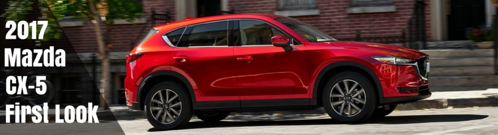 2017 mazda cx 5 release date features and specs. Black Bedroom Furniture Sets. Home Design Ideas