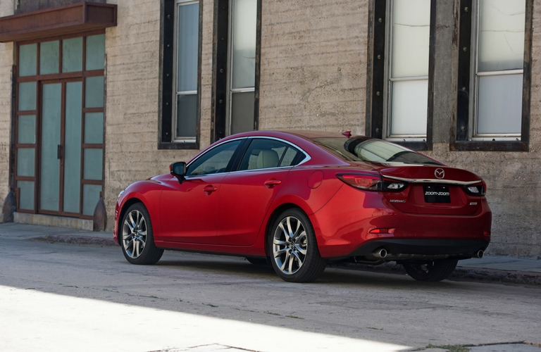 Test drive a new Mazda in Birmingham AL