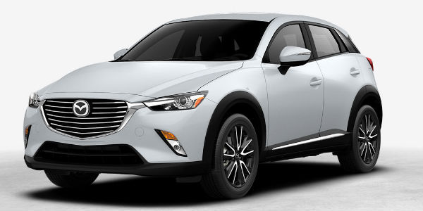 2017 mazda cx 3 color options and trim level specifications. Black Bedroom Furniture Sets. Home Design Ideas