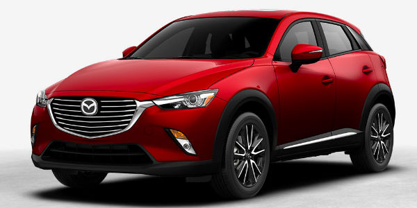 2017 mazda cx-3 color options and trim level specifications