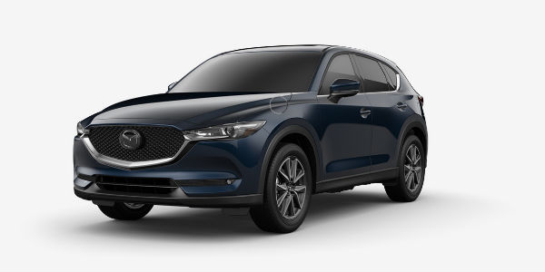 2017 Mazda Cx 5 Exterior Color Options And Choices