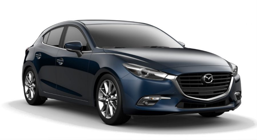 2018 Mazda3 Color Options And Customization Choices
