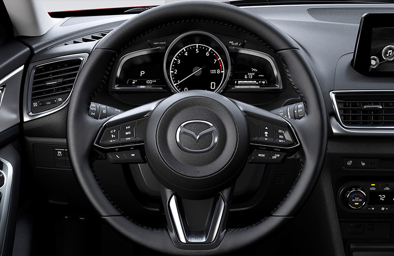 2018 Mazda3 Model Grade Lineup Standard Feature Expansion