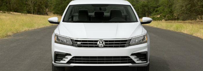 2016 VW Passat front Design Features and Changes