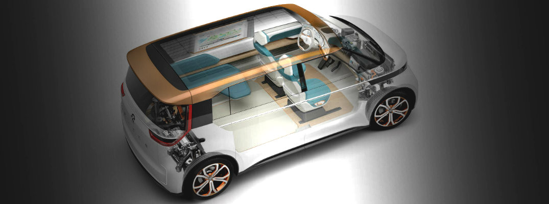 What Is the Volkswagen Modular Electric Toolkit