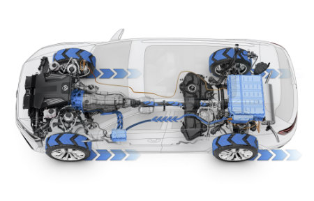 vw t-prime powertrain specs and layout design