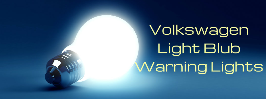 VW Light Bulb Shaped Dashboard Warning Lights Explained