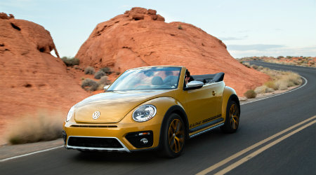 2017 vw beetle convertible dune exterior design