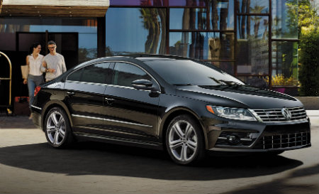 couple owning or leasing a 2016 vw cc