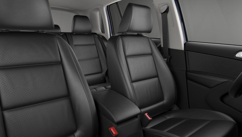2016 volkswagen tiguan interior seating