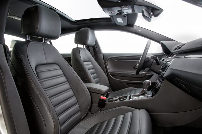 2017 volkswagen cc interior front seating