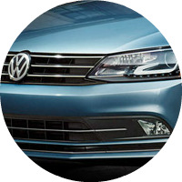 2017 VW Jetta front grille circle_o